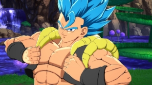 Dragon Ball FighterZ : Gameplay de Gogeta SSGSS qui sort le 26 septembre
