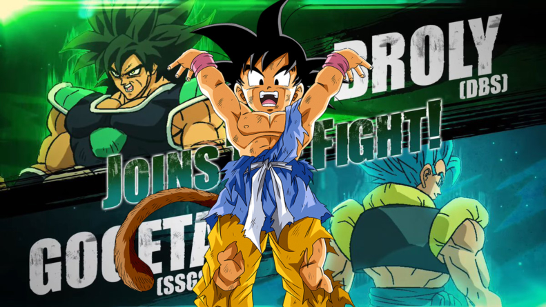 dragon ball fighterz saison pass 2 dates de sortie de goku gt gogeta db super et broly. Black Bedroom Furniture Sets. Home Design Ideas