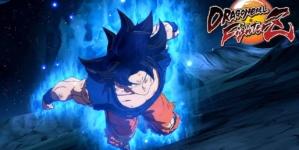 Dragon Ball FighterZ : Dramatic Finish (Super Saiyan Blue) et Gameplay de Gokû Ultra Instinct en avance