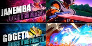 Dragon Ball FighterZ : Janemba et Gogeta SSGSS rejoignent la bataille
