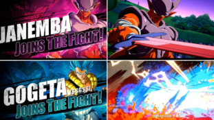 Dragon Ball FighterZ : Janemba et Gogeta SSGSS rejoignent la bataille