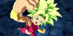 Dragon Ball FighterZ : Trailer de gameplay de Kefla contre Gokû, Vegeta et Freezer