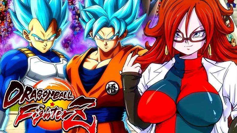 Dragon Ball FighterZ: 3e Trailer du jeu
