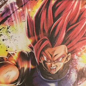 Dragon Ball Z Dokkan Battle – Dragon Ball Legends : Kefla Super Saiyan 2, Shallot Super Saiyan God