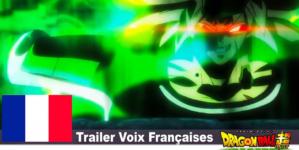 Dragon Ball Super – Broly sera diffusé au Grand Rex en fin d'année