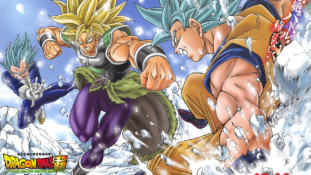 Dragon Ball Super – Broly: Les nouveaux Broly et Paragus en chara design