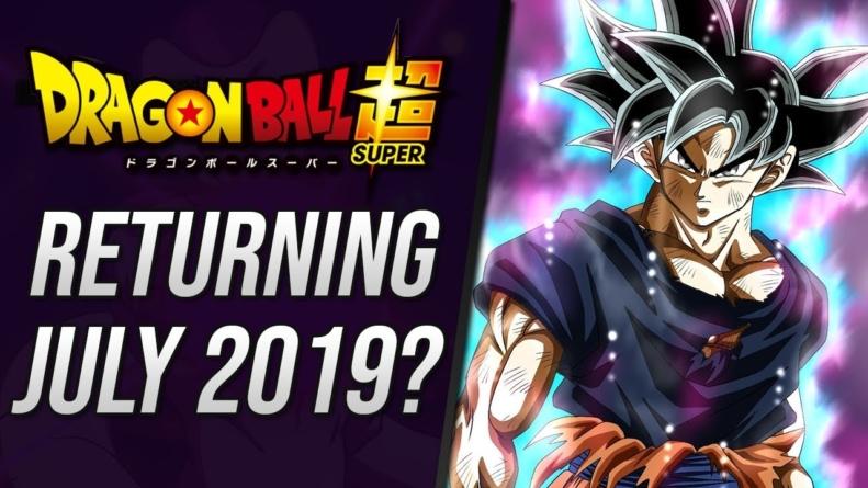 L'anime Dragon Ball Super de retour en juillet 2019 ?