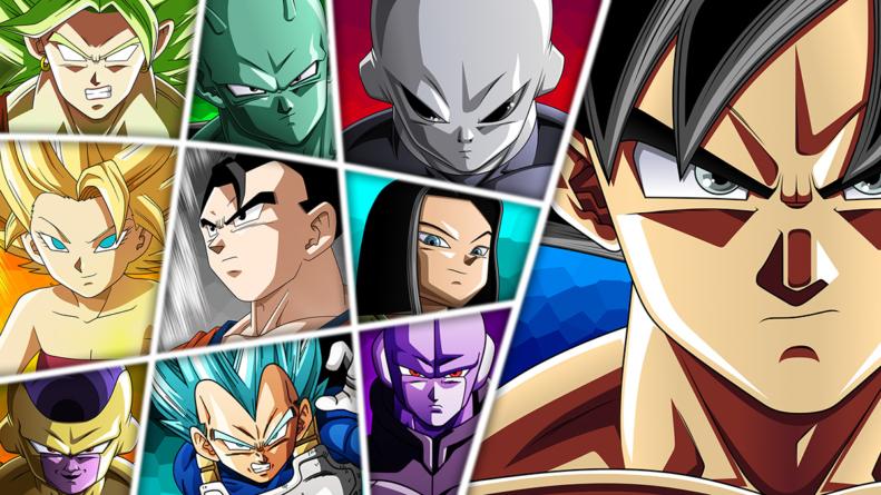 Dragon Ball Super Anime : Des épisodes inédits de l'arc de la Survie de l'Univers en mars sur Toonami