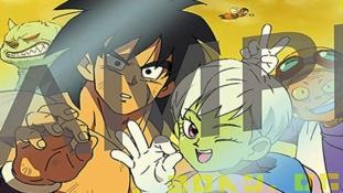 Dragon Ball Super – Broly : Promotion sur les coffrets Blu-ray et DVD