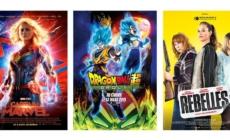 Dragon Ball Super – Broly : Top 2 au Box office français