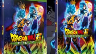 Dragon Ball Super – Broly : Date de sortie et nouvel éditeur pour  Blu-ray/DVD en France
