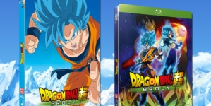 Dragon Ball Super – Broly : Les coffrets DVD / Blu-Ray et VOD sortent plus tôt que prévu