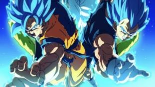 Dragon Ball Super – Broly : Le film fait aussi un départ canon en France