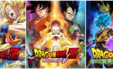 Dragon Ball Super/ Dragon Ball Z : Marathon inédit au cinéma des films de la franchise