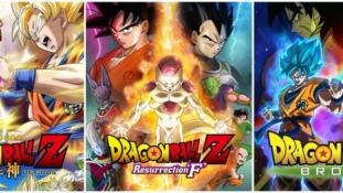 Dragon Ball Super/ Dragon Ball Z : Marathon inédit au cinéma des films de la franchise