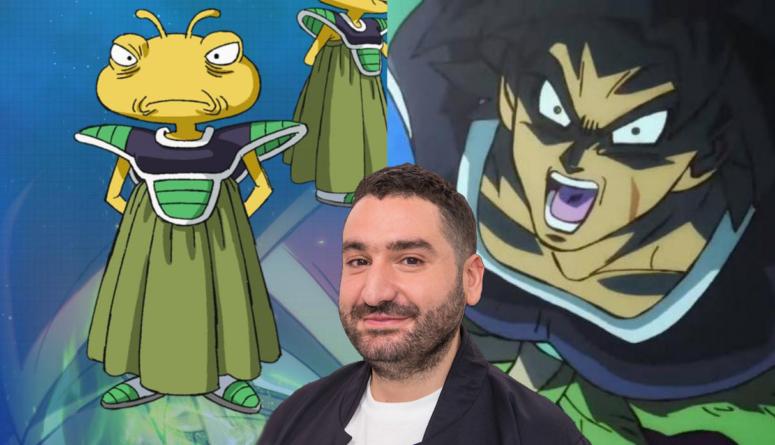 Dragon Ball Super – Broly : Mouloud Achour prête sa voix à un personnage du film