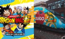 Dragon Ball Super – Broly : Trains et Événement en France pour la sortie du film