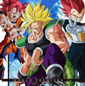 Dragon Ball Super – Broly : La France est N°1 en Europe avec plus de 400 000 entrées