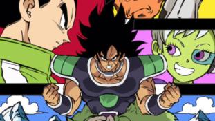 Dragon Ball Super – Broly : Toutes les vidéos du compte à rebours