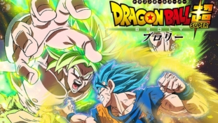 Dragon Ball Super – Broly : Extrait du début du combat  Gokû Vs Broly / Réactions des spectateurs