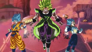 Dragon Ball Super – Broly : Les réservations pour l'avant-première française de janvier sont lancées