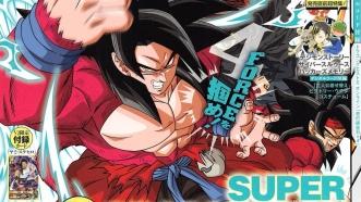 Dragon Ball Super Chapitre Scan 030 RAW