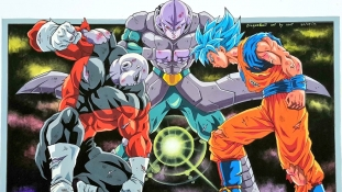 Dragon Ball Super Chapitre Scan 035 VF