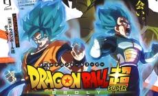 Dragon Ball Super Chapitre Scan 038 Premières images
