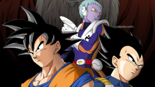 Dragon Ball Super Chapitre Scan 044 VF