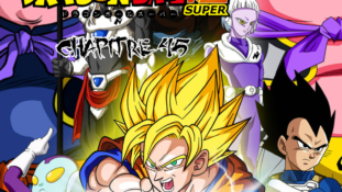 Dragon Ball Super Chapitre Scan 045 VF