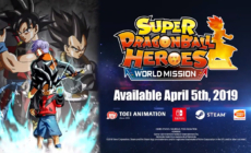 Super Dragon Ball Heroes: World Mission sortira le 5 avril en occident [Trailer + Gameplay]