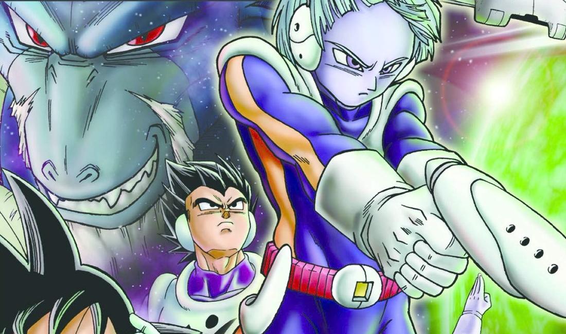 Dragon Ball Super Toyotarô Explique La Création De Moro
