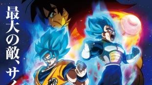 Dragon Ball Super the Movie – Broly: Une affiche et un logo [Confirmé]