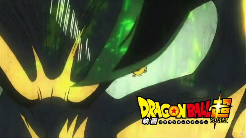 Dragon Ball Super the Movie: Vidéo teaser du film qui laisse entrevoir le Saiyan de la Légende