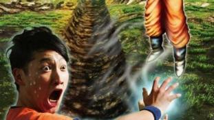 Dragon Ball VR: Apprends à faire de vrais Kamehameha avec Gokû en réalité virtuelle