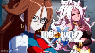 Dragon Ball Xenoverse 2 : C-21 de Dragon Ball FighterZ rejoint le roster