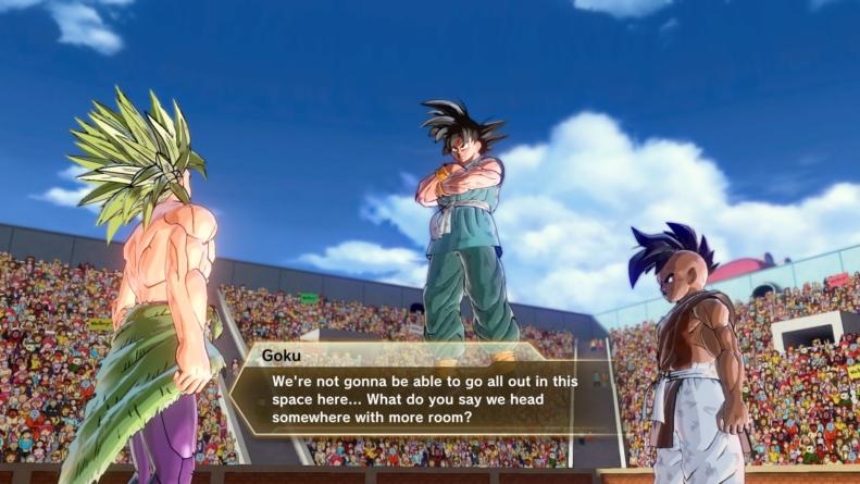 Dragon Ball Xenoverse 2 : Vidéo de fin du jeu, l'Ultra Pack 2 est peut-être le dernier ?