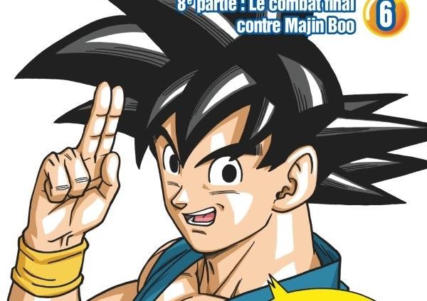 Dragon Ball Z : L'anime comics du combat final contre Majin Boo sort en Août