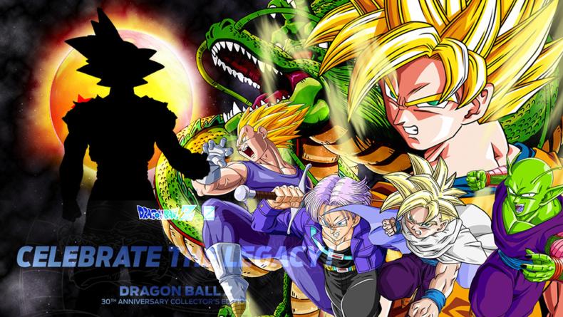 Dragon Ball Z : Funimation confirme que l'édition collector Blu-ray pour les 30 ans de l'anime a atteint l'objectif