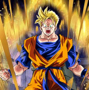 Dragon Ball Z Dokkan Battle – Dragon Ball Legends : Gohan du futur SSJ, Gohan SSJ2 et Bojack