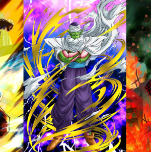 Dragon Ball Z Dokkan Battle – Dragon Ball Legends : Nouveaux Piccolo (Fusion Dieu), Cell LR et Gohan (du futur), Gokû Black