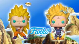 Dragon Ball Z : Des Funko Pop! Gokû SSJ3 et Gohan ado SSJ2