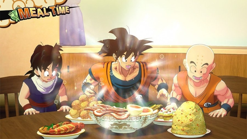 Dragon Ball Z – Kakarot : Chichi sera utile à Gokû comme dans l'anime