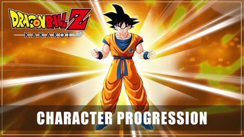 Dragon Ball Z – Kakarot : Trailer de la progression du personnage et durée de vie du jeu
