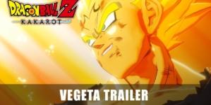 Dragon Ball Z – Kakarot : Le discours de Vegeta à Gokû pour le lancement du jeu