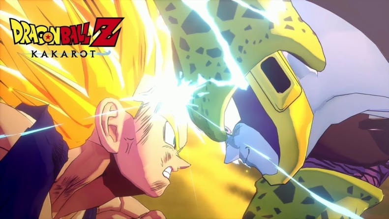 Dragon Ball Z – Kakarot : Trailer de la Saga Cell avec Gohan ado
