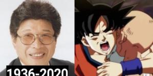 Dragon Ball Z : Hiroshi Masuoka le seiyû de Kamé Sennin est décédé