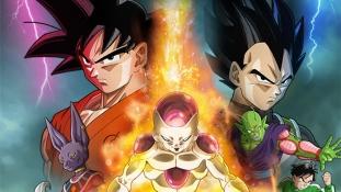 One-Shot Scan Dragon Ball Z: La Résurrection de [F] 1 VF
