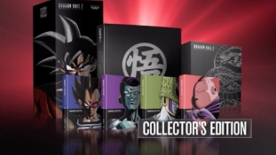 Dragon Ball Z : Aperçu de l'édition collector Blu-ray de Funimation