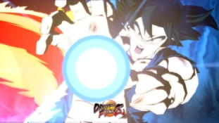 Dragon Ball FighterZ : Screenshots du Dramatic Finish de Gokû Ultra Instinct contre Kefla disponible en mai